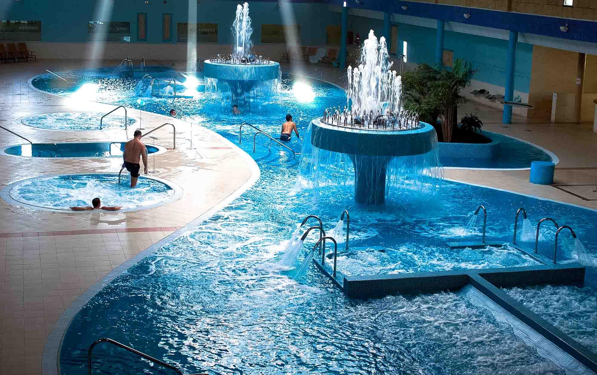 aqua club termal spa tenerife sud adeje site officiel