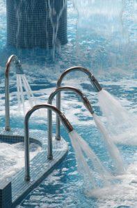 Los beneficios del agua, en el mayor circuito termal de Tenerife