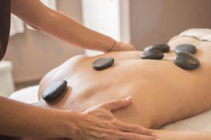 El poder relajante y curativo de los masajes