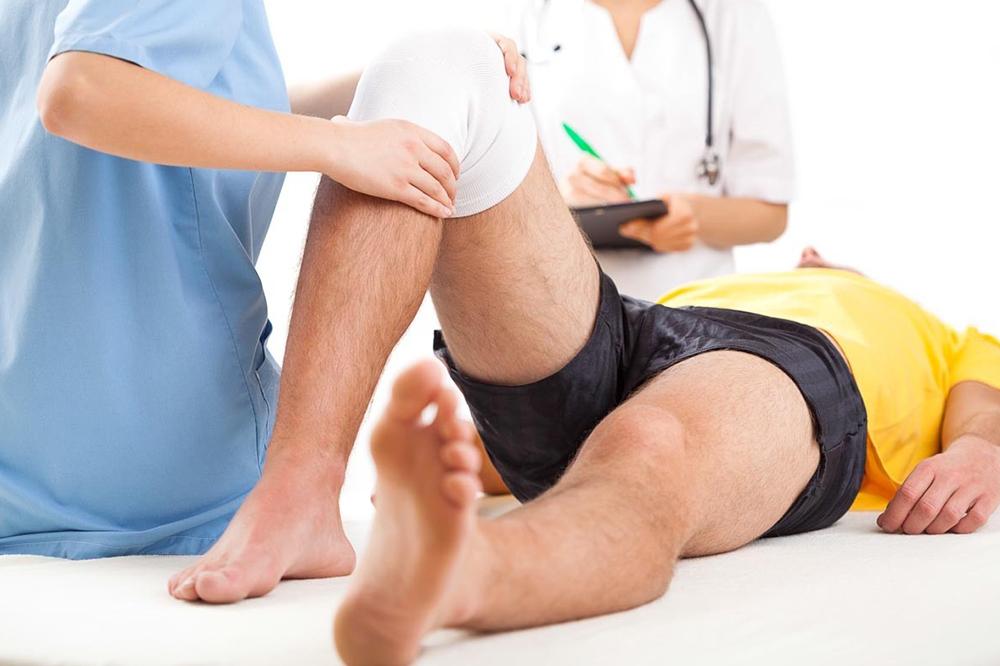 La fisioterapia y la recuperación del paciente