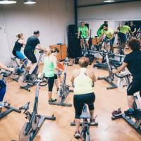 spinning gimnasio Agua Club termal