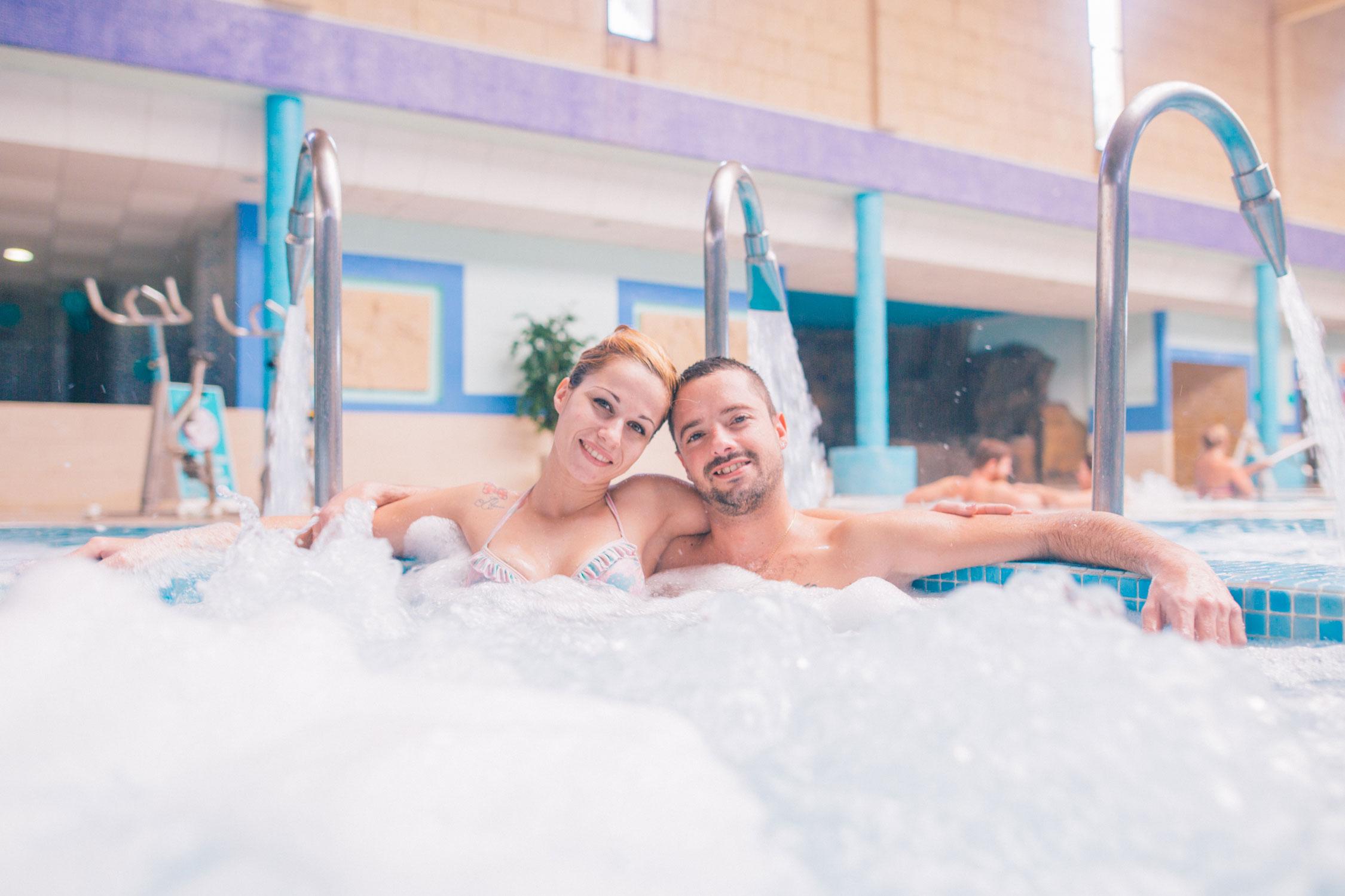 jacuzzi aqua club termal